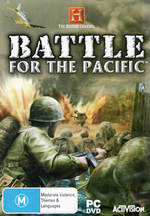History Channel: Battle for the Pacific for PC Games
