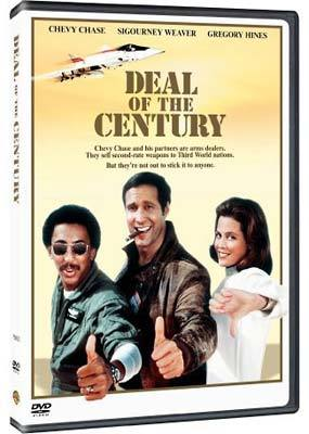 Deal Of The Century on DVD