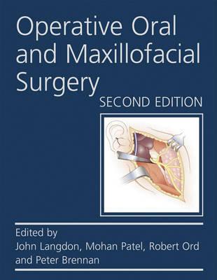 Operative Oral and Maxillofacial Surgery by John Langdon image