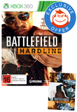Battlefield Hardline Day One Edition for Xbox 360