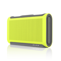 BRAVEN: Balance Bluetooth Speaker - (Lime/Grey)