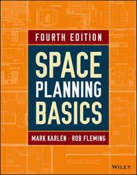 Space Planning Basics by Mark Karlen