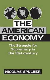 The American Economy by Nicolas Spulber image