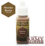 Monster Brown Warpaint