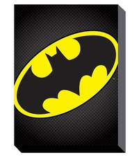 DC Comics: Batman Symbol Wall Art Canvas