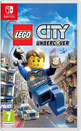 LEGO City: Undercover for Nintendo Switch