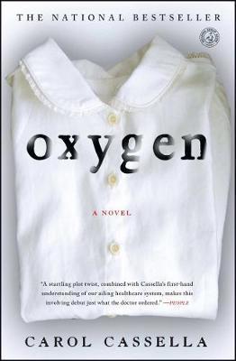 Oxygen by Carol Cassella image