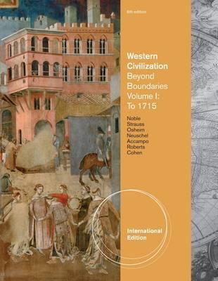 Western Civilization: v. 1 by Thomas F.X. Noble