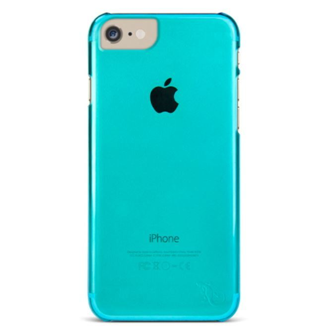 Gecko Tinted Profile Case for iPhone 7/6/6s - Blue image
