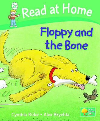 Read at Home: Level 2c: Floppy and the Bone by Cynthia Rider image