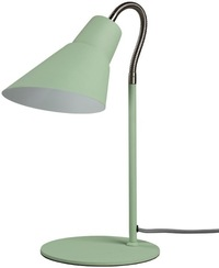 Wild Wood Gooseneck Lamp Swedish Green
