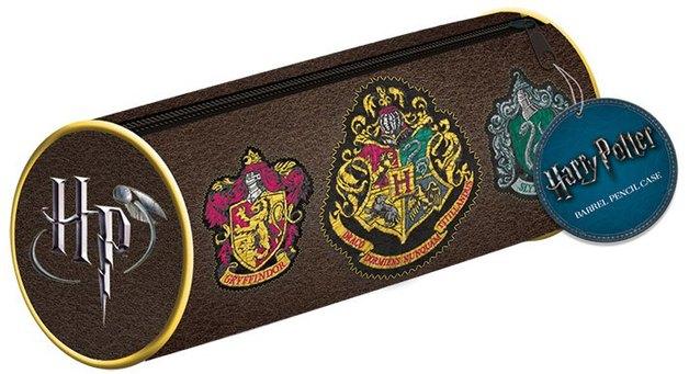 Harry Potter: Pencil Case - House Crests
