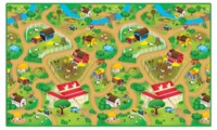 Rollmatz: Large Playmat - Farm Land