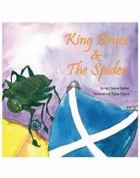 King Bruce and The Spider by Gautam Mehta
