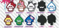 Splatoon2 x Sanrio Characters: SP Rubber Mascot vol.2 - Blind Bag
