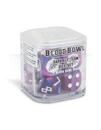 Blood Bowl: Dark Elf Dice Set