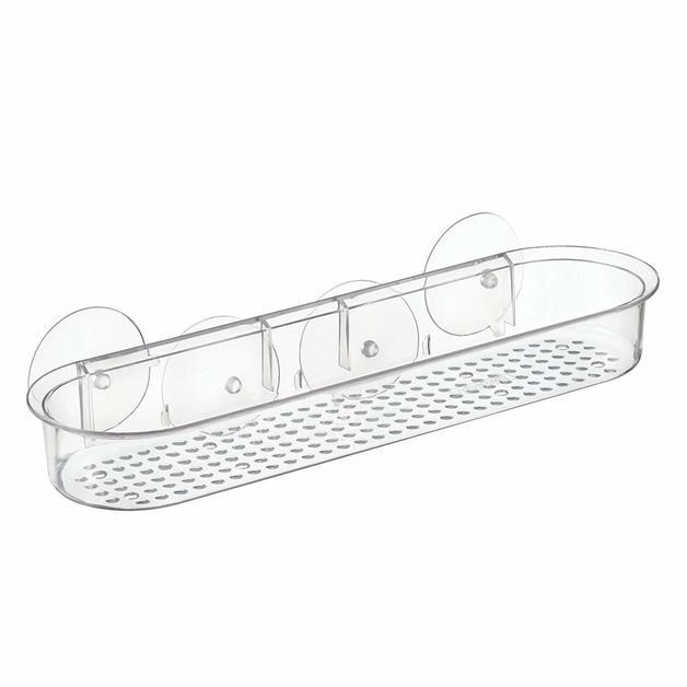 Interdesign: Classic Suction Shower/Tub Caddy