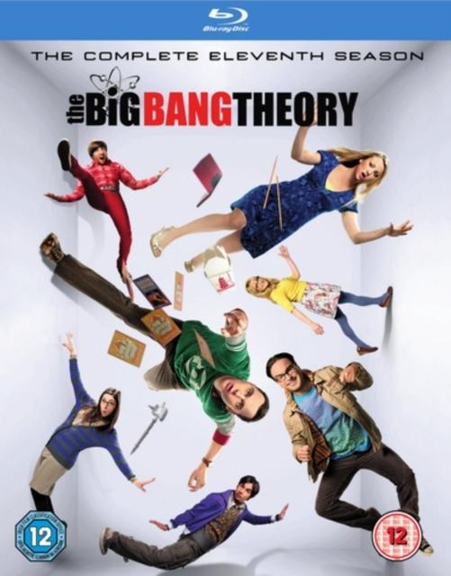 The Big Bang Theory : Season 11 on Blu-ray