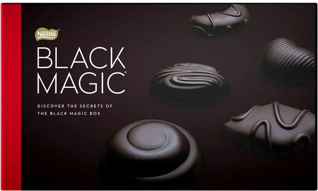 Nestle Black Magic Medium Carton (348g)
