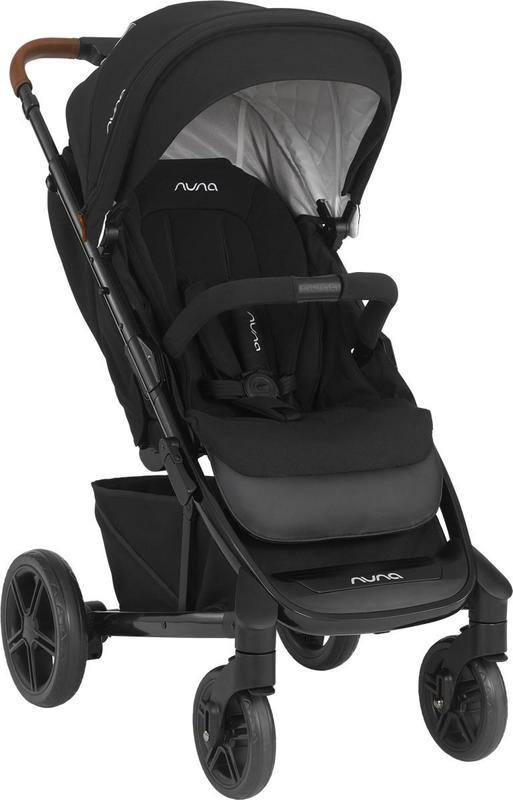 Nuna: Tavo - One-Click Stroller (Caviar)