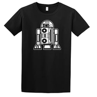 Speakerface: BBoy-D2 Shirt Mens - L image