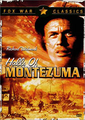 Halls Of Montezuma on DVD