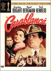 Casablanca - Special Edition (2 Disc Set) on DVD
