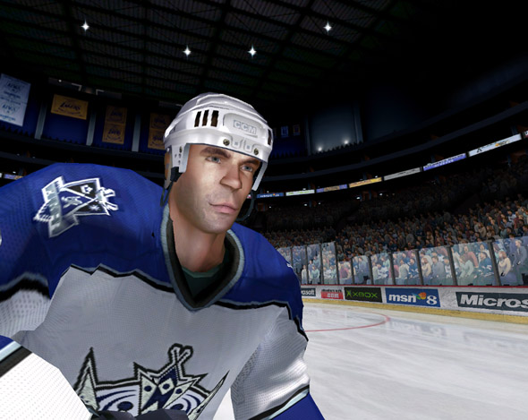 NHL Rivals 2004 for Xbox image