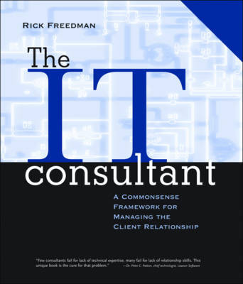 The IT Consultant by Rick Freedman image