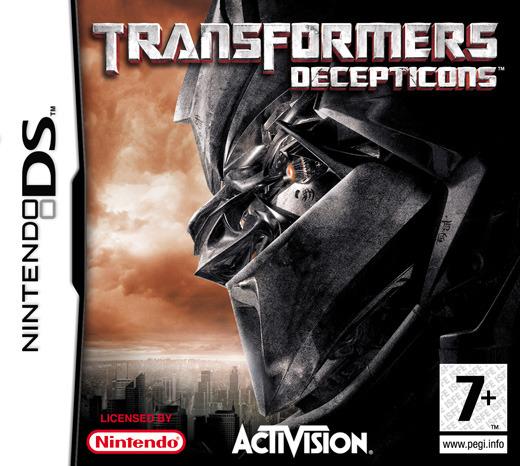 Transformers: Decepticons for Nintendo DS