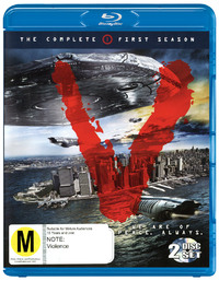 V -The Complete First Season on Blu-ray