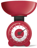 Salter Orb Mechanical Scale (Cherry)