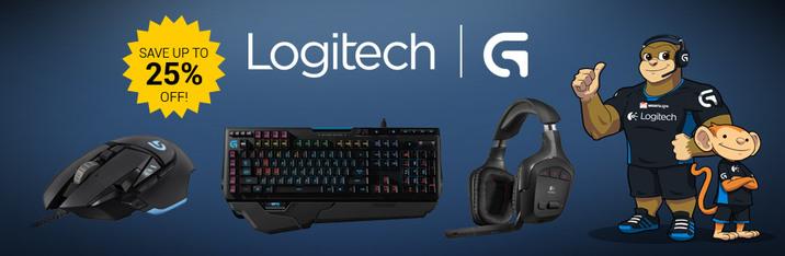 Logitech deals!