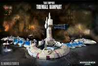 Warhammer 40,000 Tau Empire Tidewall Rampart