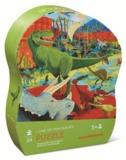 Crocodile Creek: Land of Dinosaurs Jigsaw Puzzle - 24pc