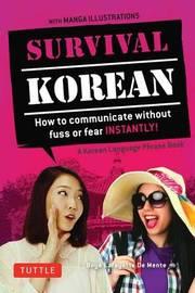 Survival Korean by Boye Lafayette De Mente