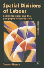 Spatial Divisions of Labour by Doreen Massey image