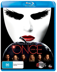 Once Upon A Time - The Complete Fifth Season on Blu-ray