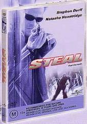 Steal (a.k.a. Riders) on DVD