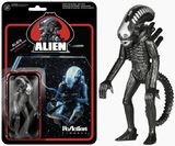 Alien - Metallic Alien ReAction Figure