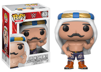 WWE: Iron Sheik (Old School) - Pop! Vinyl Figure (with a chance for a Chase version!)