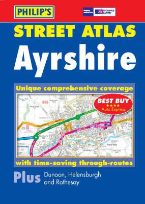 Philip's Street Atlas Ayrshire image