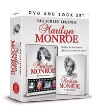Big Screen Legends: Marilyn Monroe (Book & DVD Set) by Timothy Knight image