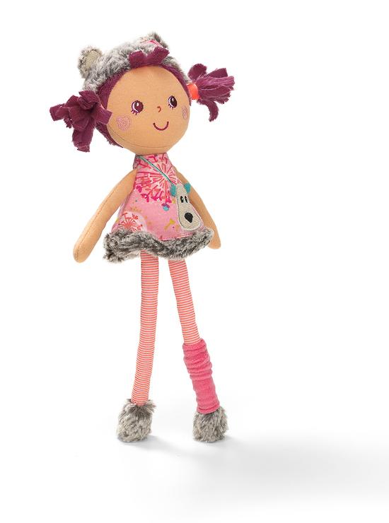 Lilliputiens Toys: Cesaria Mini Doll