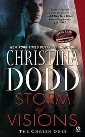 Storm of Visions (Chosen Ones Series #1) by Christina Dodd image