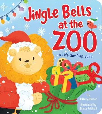 Jingle Bells at the Zoo by Jeffrey Burton image