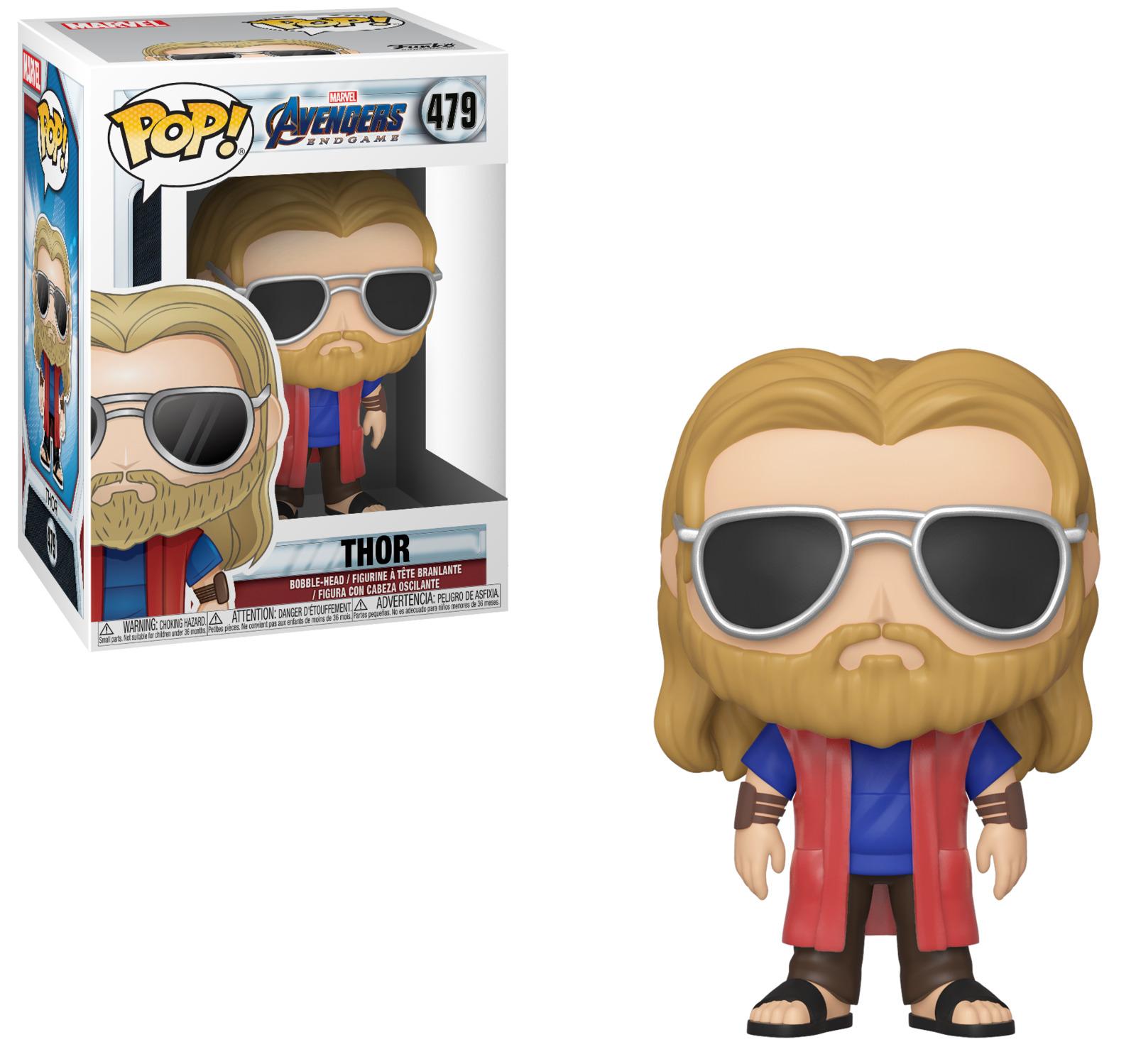 Avengers: Endgame - Thor (Casual) Pop! Vinyl Figure image