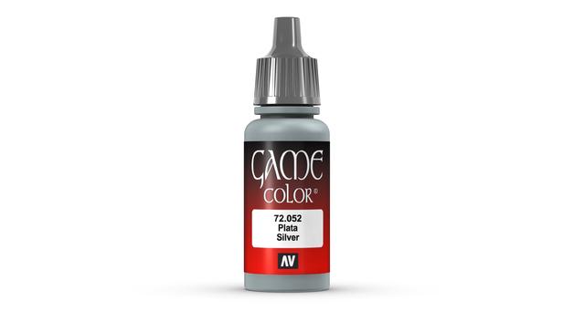 Vallejo Game Colour Silver 17ml