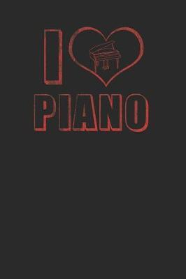 I Love Piano by Piano Publishing