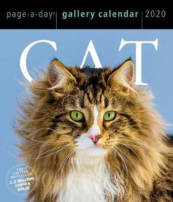 2020 Cat Page-A-Day Gallery Calendar by Workman Publishing image